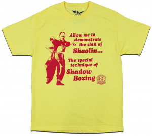 Shaolin Monk Quotes