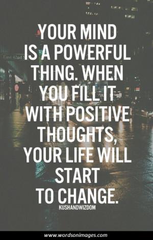 Positive vibes qu...