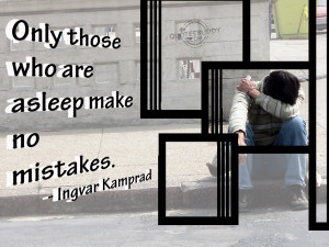 Mistake Quotes Graphics, Pictures