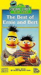 Sesame Street - The Best of Ernie and Bert (1988)