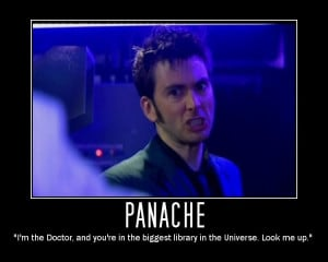 Sigh. I love the Doctor.