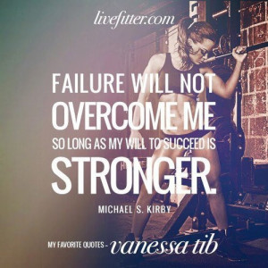Motivational Quotes - No failure