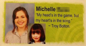 Are These Funny Yearbook Quotes Clever, Or Embarrassing? [Pics]