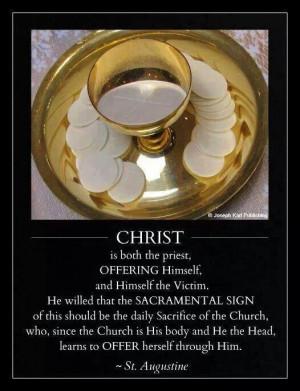 St. Augustine quotes. Christ Jesus. Priests. Priest. Catholic ...