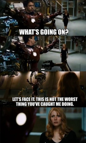... Funny memes , Funny Pictures // Tags: Funny iron man meme // November