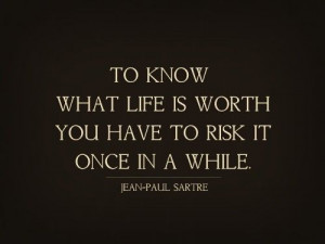 by Jean-Paul Sartre