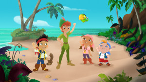 REVIEW: Jake and the Neverland Pirates