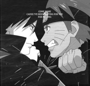 edits quotes naruto sasuke
