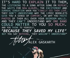 in collection: Band Quotes ♥