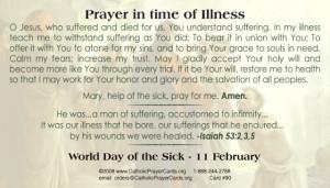 Healing Prayer for Sick Children