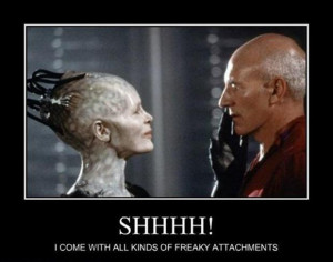 freaky attachments demotivational posters