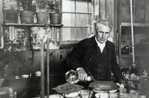 Thomas Edison: Champion of Renewable Energy