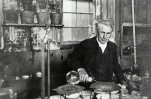 Thomas Edison: Champion of Renewable Energy