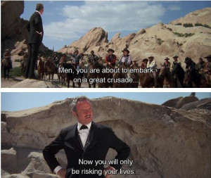 701 Blazing Saddles quotes