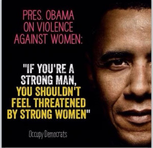 President Obama On Violence Against Women