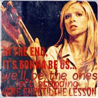 Buffy the Vampire Slayer Quotes Buffy
