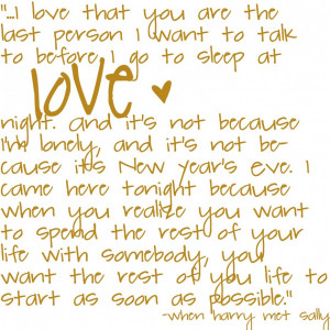 Awesome Quotes About Loving Husbands: I Love That You Are The Last ...