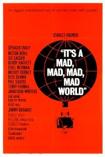 It's a Mad, Mad, Mad, Mad World (1963) Poster