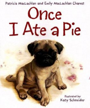 """Start by marking """"Once I Ate a Pie"""" as Want to Read:"""