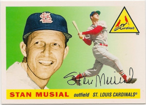 Stan Musial's Quotes