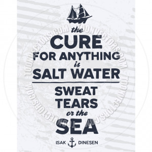 Inspirational Nautical Quote