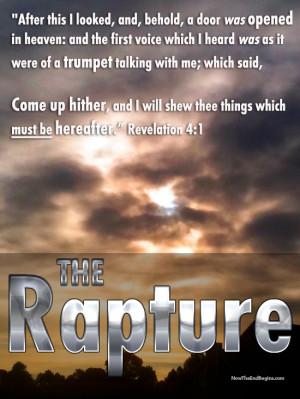 the-pretribulation-rapture