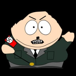 Re: Eric Cartman from South Park is a racist WN