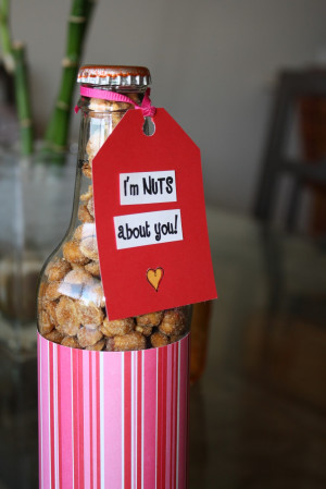 ... tag i m nuts about you and for the reeses pieces i love you to pieces