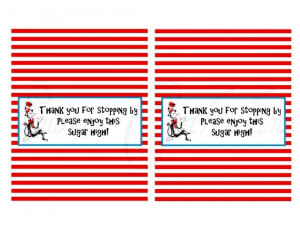 Dr Seuss Quotes Cat In The Hat