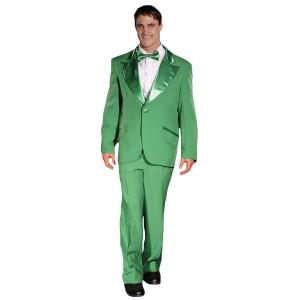 Dumb and Dumber Costume - 1970's Tuxedo - Green Tuxedo