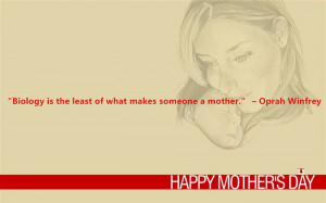 Top Happy Mother's Day 2015 Quotes From Adopted Child