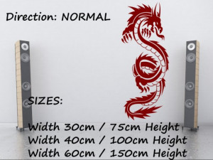 Chinese Dragon Oriental Decoration