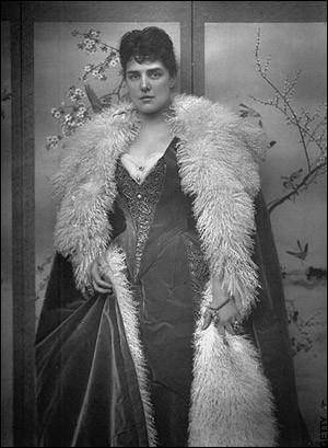 ... Дженни Черчилль, photo Jennie Churchill