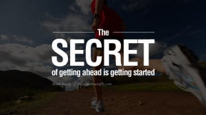 Inspirational Motivational Poster Quotes on Sports and Life The secret ...