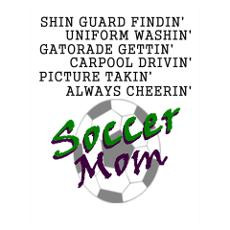 Soccer Mom Posters