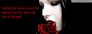 the bloody rose cover