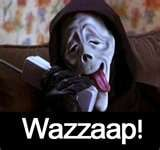 ... is the parody of the Ghostface from Scream in the comedy Scary Movie