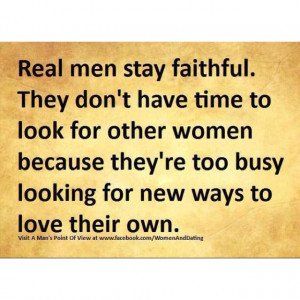 Real Men don't cheat: This Man, Quotes, Real Women, A Real Man, Truths ...