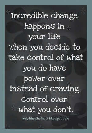 Recovery Quote Of The Week: April 23, 2012