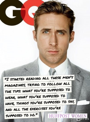 Ryan Gosling Quotes: The Actor On His 32nd Birthday, In His Own Words