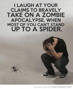 Zombie Apocalypse Spider