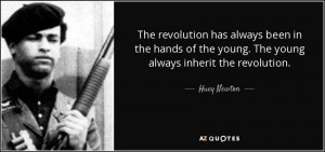 Huey Newton Quotes