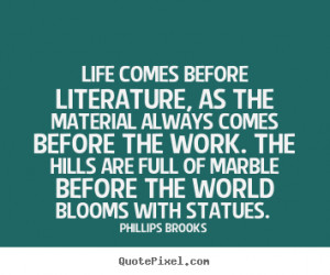 Famous Literature Quotes...