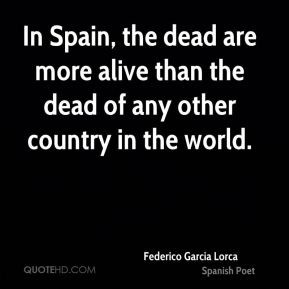 Federico Garcia Lorca Top Quotes