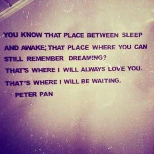 So sweet, but really sad too.