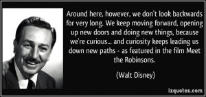 ... quotes keep moving forward walt disney quotes keep moving forward