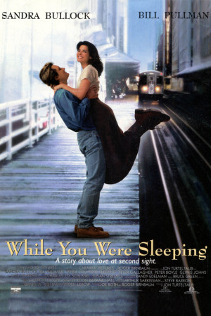 14. While You Were Sleeping (1995)