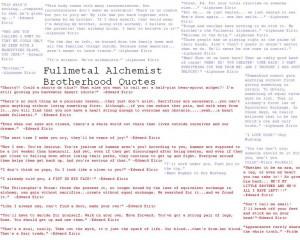 Football Brotherhood Quotes Fullmetal alchemist brotherhood quotes by ...