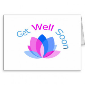 Inspirational-Themed Get Well Soon Cards
