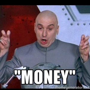 dr. evil quote -